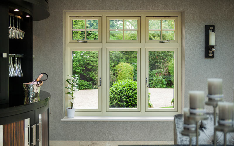 Cream Residence 9 window
