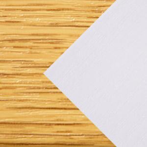Grained White/English Oak