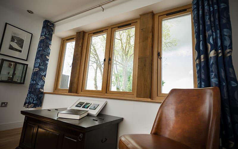 Residence 9 window interior