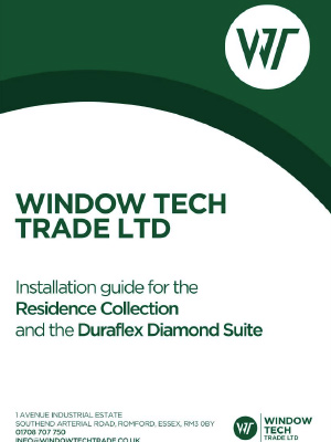 Residence Collection Installation Guide